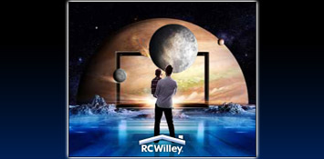 RC Willey Banner TV's